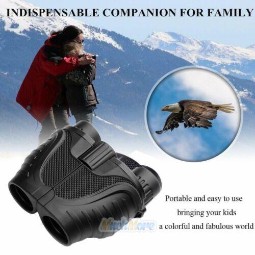 Day//Night 180x100 Zoom BAK4 Military Binoculars Optics Hunting Camping Powerful