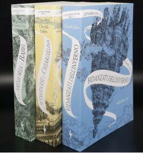 Christelle-Dabos-L-039-ATTRAVERSASPECCHI-Libri-1-2-e-3-edizioni-e-o-2019-NUOVI