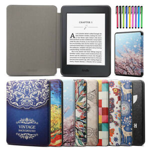 Magnetic-Painted-Smart-Shell-Case-Cover-for-6-034-Amazon-Kindle-Paperwhite-1-2-3-4