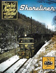 Shoreliner-Vol-34-No-4-New-Haven-Catenary-Wiring-Danbury-Connecticut-Freight