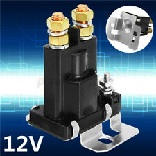 500A 12V AMP 4 Pin DC High Current Relay Contactor On//Off Car Power Switch Y4H7