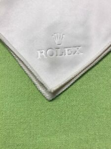 Genuine-New-Rolex-travel-Cleaning-Polishing-Cloth-One-1-Piece-Sale