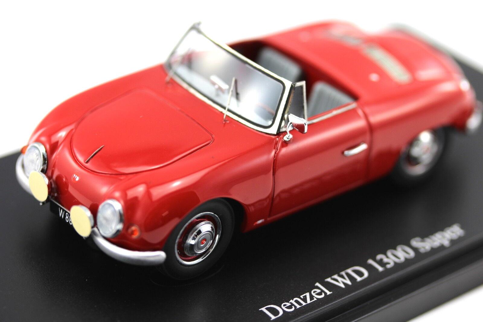 Denzel WD 1300 Super Österreich Austria 1954 1 43 Autocult 05013  | Adoptieren