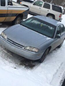 1996 Chevy Lumina.