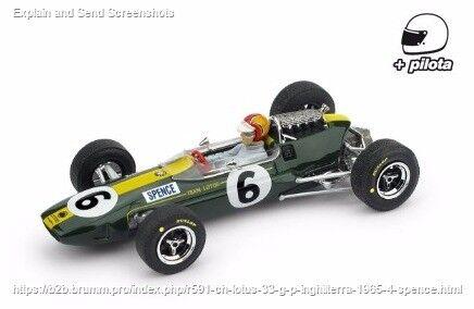 Lotus 1965 Spence 1 43 Brumm