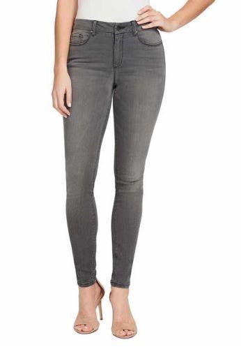 Jessica Simpson Ladies/' High-rise Skinny Jean Ontario Gray VARIETY NWT