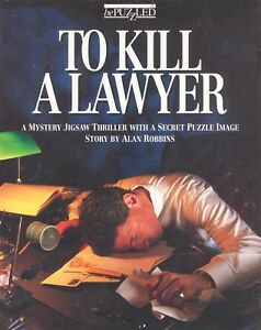 To-Kill-A-Lawyer-Mystery-Jigsaw-Puzzle-Signed-by-Author-Birthday-Holiday-Gift