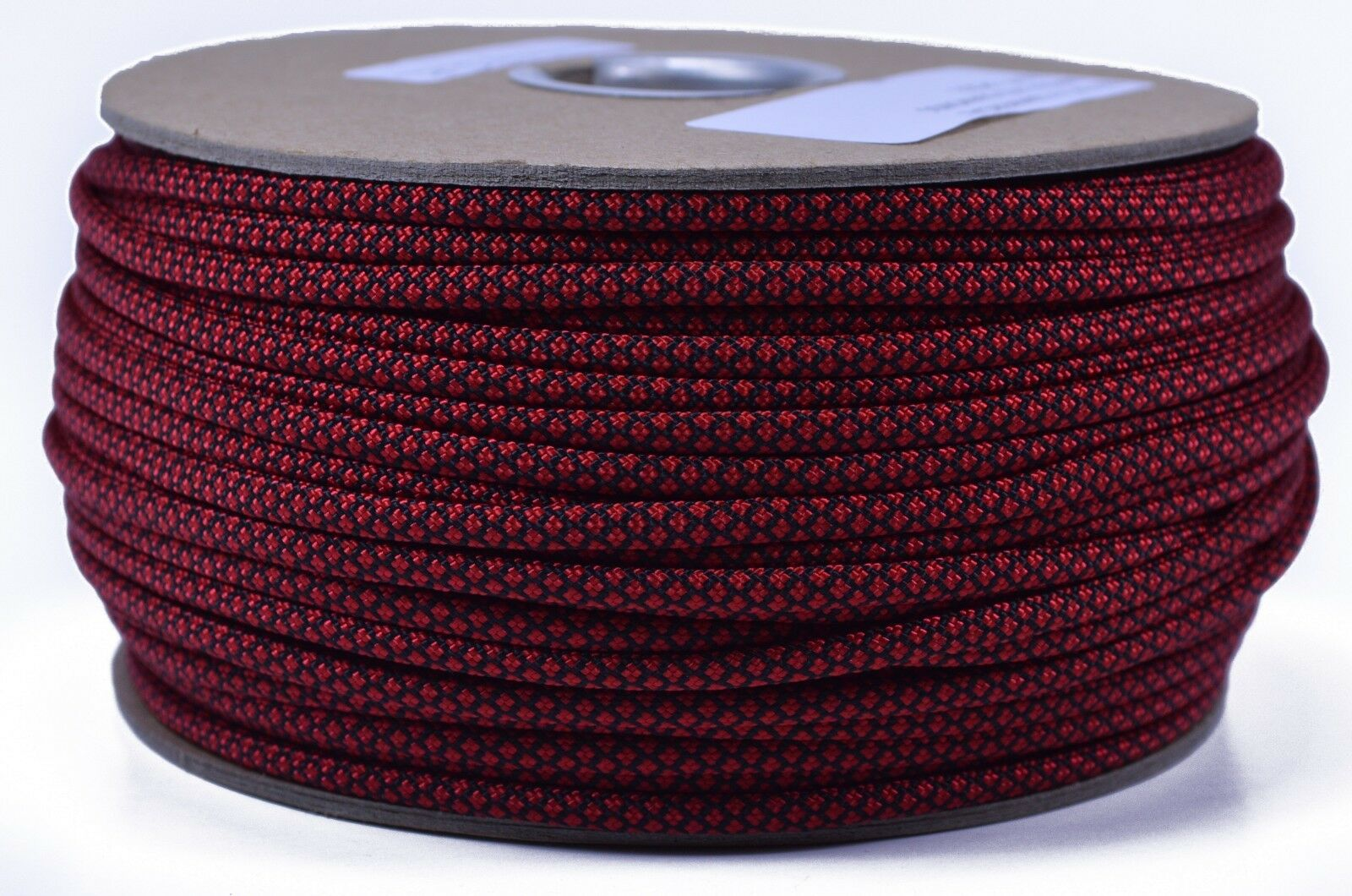 Red Blood Diamonds - 250 Feet Spool - Bored Paracord Brand 550 Type III Paracord