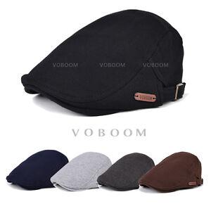 Voboom Newsboy Gatsby Cap Mens Ivy Hat Golf Driving Flat Cabbie ... 4899a3cb950