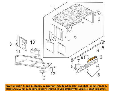 AUDI OEM 03-09 A4 Convertible//soft Top-Handle 8H08676214PK