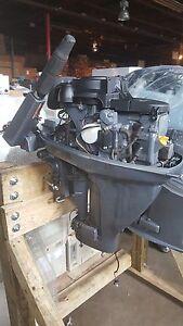 2006-F9-9HP-Yamaha-F9-9MSH2-YAMAHA-Outboard-amp-Pull-Start-w-handle-NO-Lower-Unit