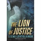 The Lion of Justice by Leena Lehtolainen (Paperback, 2015)
