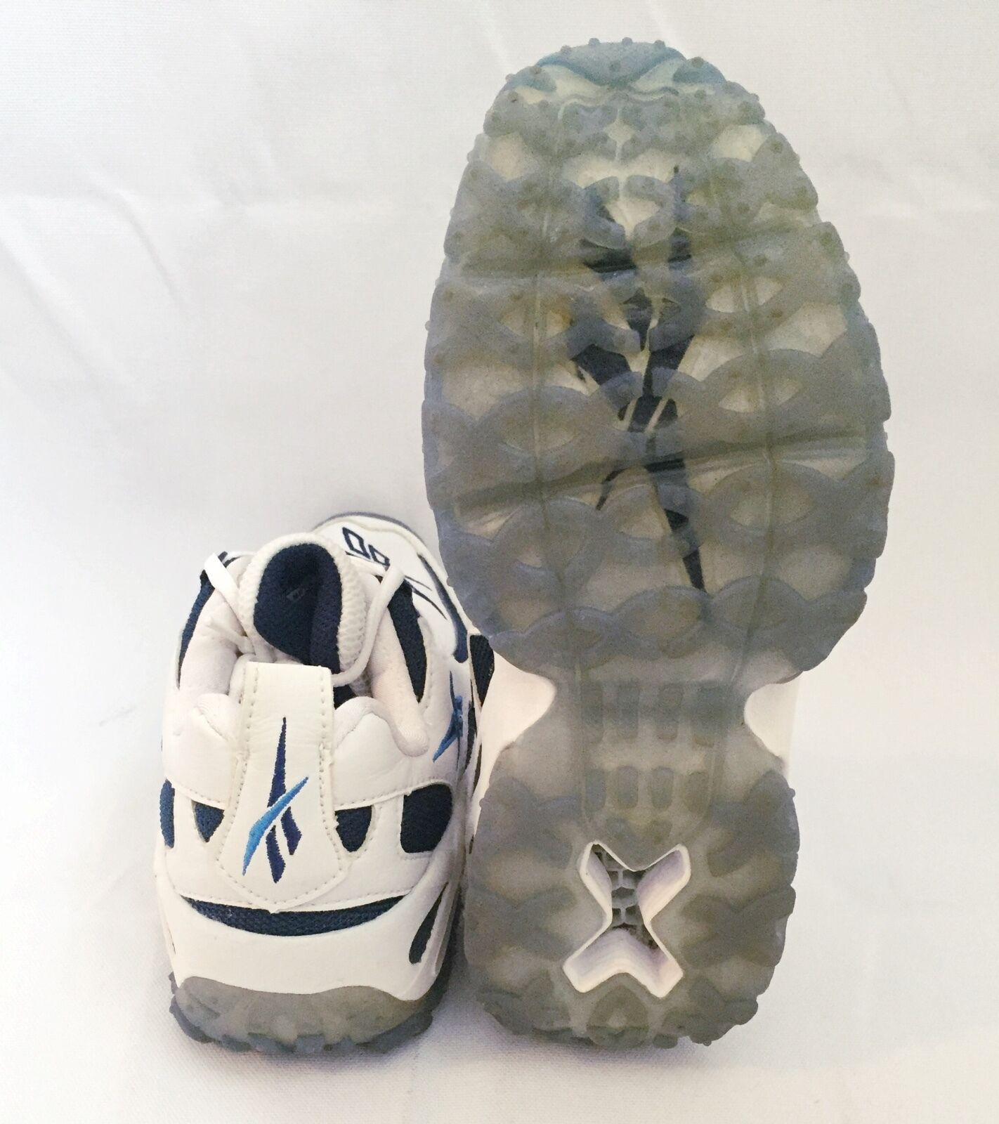 Vintage reebok reebok reebok scarpe da ginnastica mantra donna Dimensione 5.5 deadstock NIB 1993 14b309