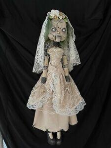 Resident Evil Village Custom Angie doll figure Chris Redfield Leon Biohazard