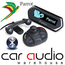 Parrot MKI9100 USB iPod iPhone AUX A2DP Bluetooth Handsfree Car Van Phone Kit