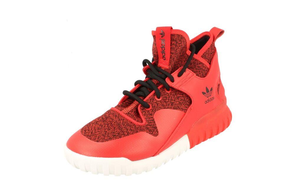 Adidas Originaux Tubulaire X Hommes Baskets Montantes Baskets S74929