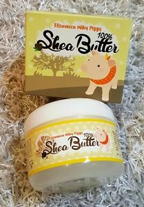 Elizavecca-New-Milky-Piggy-Shea-Butter-100-Cream-88g-3-10oz-Made-in-Korea
