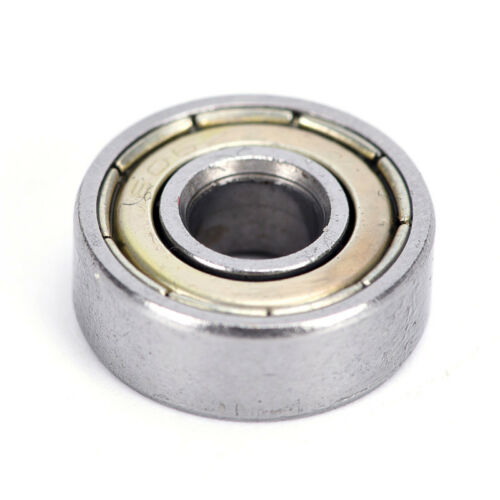 10pcs 693ZZ Miniature Carbon Steel Ball Bearings Small Double Shielded BearingWs