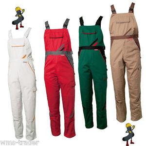 Peto-de-trabajo-Pantalones-Ropa-pintor-Planam-Highline-varios-colores