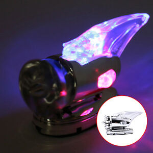 Vehicle-Car-LED-Light-Lamp-Shark-Fin-Wind-Power-Decor