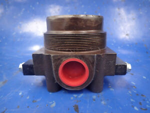Hydraulic-Filter-Head-Assembly-Donaldson-P166353