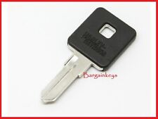 NEW BLANK KEY MOTORCYCLE FOR HARLEY DAVIDSON XL883 XL1200 2012 2013