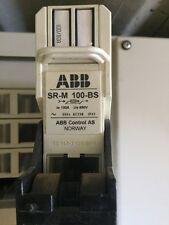 ABB SR-M 100-BS 100Amp 3 Pole Cassette Switch Fuse
