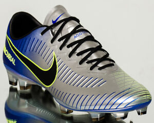 5a778c893 Nike Mercurial Vapor XI NJR FG men soccer cleats NEW racer blue ...