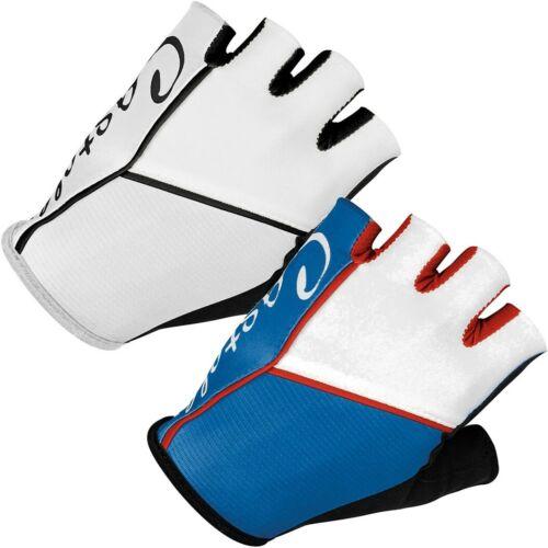 Castelli Women/'s S2 Rosso Corsa Gel Bike Cycling Half Finger Gloves