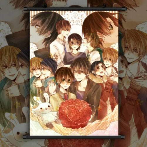 Junjou Romantica Sekai ichi Hatsukoi Anime Manga Poster Kunstdrucke Bider Drucke