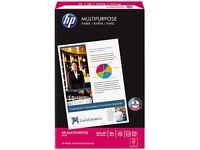 Hewlett-packard 00142-0 Multipurpose Paper, 96 Brightness, 20lb, 8-1/2 X 14, Whi on sale