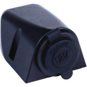 Cigarette Socket Surface Mount Waterproof 12 Volt DC Power ...