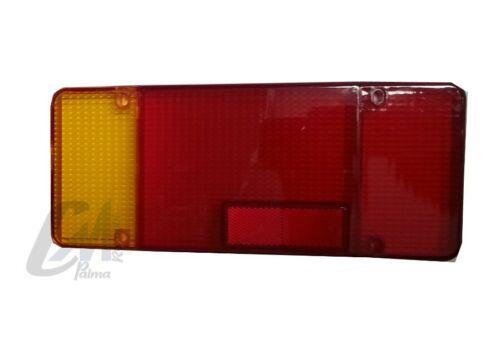 COPPIA PLASTICHE DX SX FANALE POSTERIORE IVECO DAILY// CITROEN// PEUGEOT// DUCATO