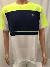 58bc3bd72b875 item 4 NWT LACOSTE Sport Men s Tennis Short Sleeve Ultra Dry Polo Shirt