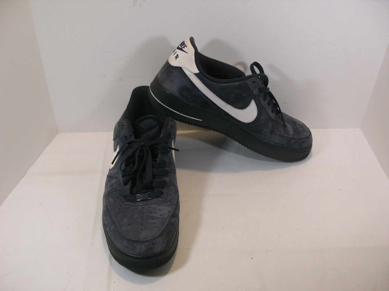 Men's Nike Air Blue-Gray Casual sneaker  315122-415 Comfortable and good-looking