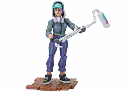 Jazwares fortnite fnt0015 solista moda personaggio Teknique personaggio circa 10 cm