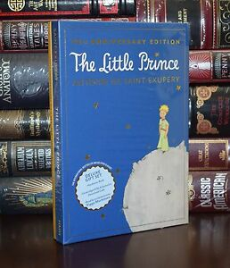 Little-Prince-by-Saint-Exupery-New-Sealed-70th-Anniversary-Deluxe-Hardcover-Gift