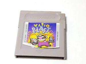 Wario-Blast-Nintendo-Game-Boy-1994-GAME-ONLY
