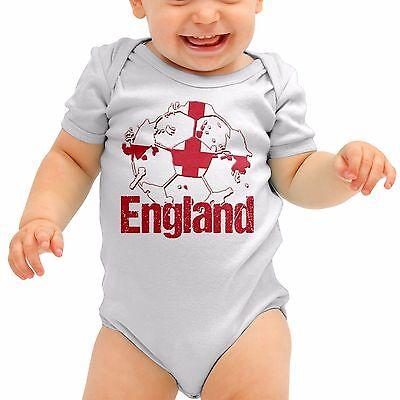 Latvia Football Shirt Latvijas Latvian Baby Grow Romper Suit Babygrow Gift B40