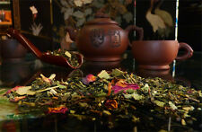 TOP: 1 kg THIEN HUONG China Grüner Tee mit ROSENBLÜTEN
