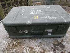 BRITISH ARMY TRANSPORT FLIGHT STORAGE CASE TOOL BOX MILAN - MIRA CASE LAND ROVER