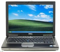 """Dell Latitude D630 14.1"""" Laptop (2GHz Core 2 Duo, 2GB, 160GB, XP) Refurbished"""