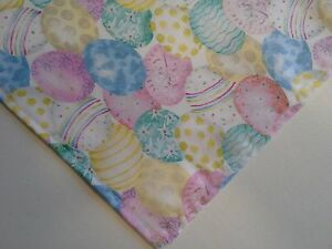 Dog-Bandana-Scarf-Tie-On-Easter-Eggs-Spring-Custom-Made-by-Linda-xS-S-M-L