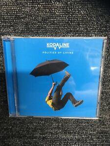Kodaline Politics Of Living New Sealed Cd Indie Free Post U.K. cd album.