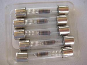5x Littelfuse Fuse 313 12 15 20 25 Or 30 Amp 3ag Slow Blo