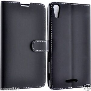 new product 08ebc 6fa34 Details about FOR SONY XPERIA T3 D5103 LUXURY PU LEATHER CASE COVER FLIP  POUCH BACK SKIN HOT