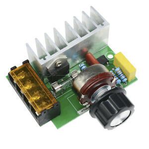 220V-AC-4000W-SCR-Voltage-Regulator-Dimmer-Thermostat-Electric-Motor-Controller