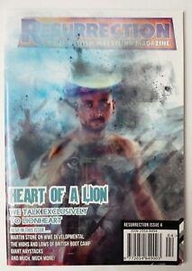 Resurrection-Your-British-Wrestling-Magazine-Issue-4-Wrestler-Lionheart