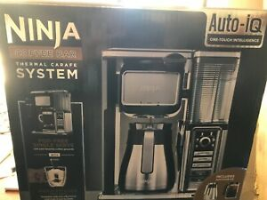 Ninja CF097 10-Cup Coffee Bar System with Thermal Carafe ...