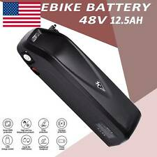 48V 12.5Ah//36V 10AH Hailong Lithium Ion Ebike Battery for 1000W Electric Bicycle